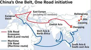 Belt and road initiative upsc in hindi