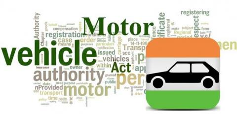 motor vehicle bill
