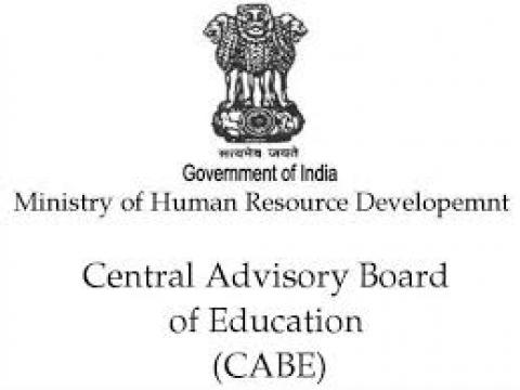 CENTRAL ADVISORY BOARD OF EDUCATION