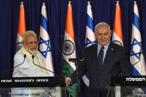 India-Israel relations and bilateral talk