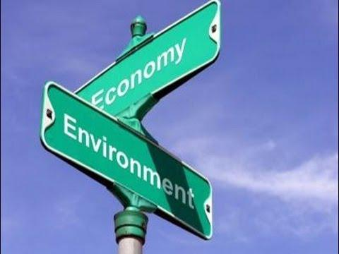 Saving the environment and the economy
