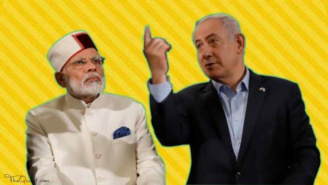 india israel and inconsistency of indian policy