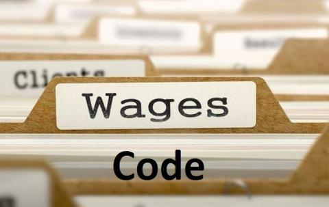 WAGE CODE IN INDIA